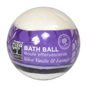 Treets Velvet Vanilla & Lavender Bath Ball