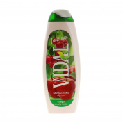 Vidal - Fruit Mix Bagnoschiuma Ciliegia e Mela Rossa 500 ml