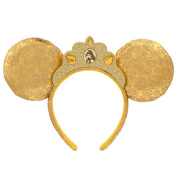 Disney Belle Headband Mouse Ears Theme Parks New
