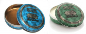 REUZEL Strong Hold Pomade, Blue, 120ml + Green 120ml