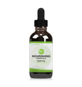Hair Essentialsª Nourishing Hair Oil - 120ml - Healthy hair and scalp support with nourishing coconut oil and pure essential oils: