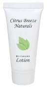Citrus Breeze Naturals Lotion 25ml With Twist Capwith Organic Aloe Vera