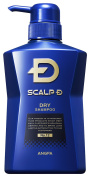 Scalp D Medical Hairgrowth Shampoo for Men 2016 (Dry Skin type) 350mL (11.83fl oz)