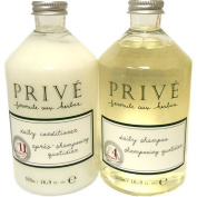 PEIVE #4 & #11 Daily Shampoo and Conditioner Set 500ml Each