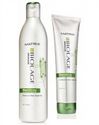 Matrix Biolage Advanced Fiberstrong 400ml Shampoo and Matrix Biolage Advanced Fiberstrong 250ml Conditioner Set