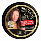 Ebin New York 48 Hour Braiding Edge Tamer Extra Mega Hold