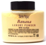Authentic Ben Nye Luxury Banana Powder 45ml Bottle Face Makeup