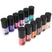 12 Colours J. Cat Sparkling Powder SP 213~224
