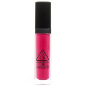 3 Concept Eyes Lip Lacquer, Pink Boom, 6.3 Gramme