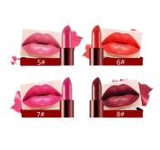 Drasawee Professional Hot Non-marking Makeup Long Lasting Lipsticks 8#