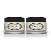 Queen Bee 100% All-Natural, Organic Under Eye Cream - Removes Dark Circles, Facial Lines and Wrinkles Naturally