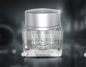 L'core Paris CRYSTALLINE Express Lifting Diamond Cream - with organic extracts and diamond powder - Size 1oz/30ml