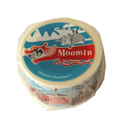 Moomin Washi Tapes Picture book series Little My and Sea