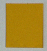 Photopolymer Sheet - Small