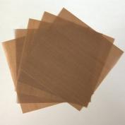 Flexible Non-Stick Reusable Work Surface (10cm x 10cm ) - 5pc