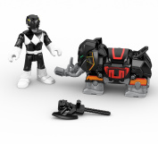 Fisher-Price Imaginext Power Rangers Black Ranger Battle Armour
