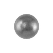 Studex System 75 ear piercing studs long post 3mm silver ball 7562-0300-23