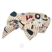 Alonea Baby Girls Cotton Headband Elastic Hair Wrap for Newborns Elastic Hair Head Band Hair Accessaies