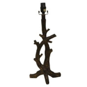 Better Homes and Gardens Bronze Branch Lamp Base with CFL Bulb