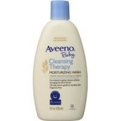 Aveeno Baby Cleansing Eczema Therapy Moisturising Wash Scent Free 240ml Thank you to all the patrons We hope that he has gained the trust from you again the next time the service