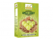 SRI SRI AYURVEDA Delicious Amla Candy Plain 400Gm Natural Heath Care Product