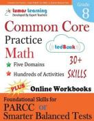 Common Core Practice - Grade 8 Math