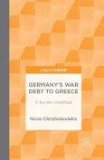 Germany S War Debt to Greece