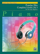 Alfred's Basic Piano Library Popular Hits Complete, Bk 2 & 3