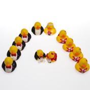 Wedding Party Rubber Ducks