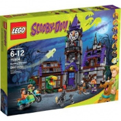 LEGO Scooby-Doo Mystery Mansion, 75904 Find the Stolen Treasure