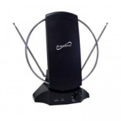 Supersonic SC-605 High Definition HD Indoor Digital TV Amplified Antenna HDTV by Supersonic