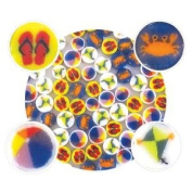 Life's A Beach Millefiori Assortment - 90 Coe