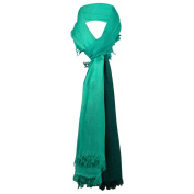 Style & Co. Women's Frayed Edge Ombre Wrap Scarf