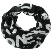 Style & Co. Women's 'Love' Text Print Infinity Scarf
