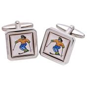 Gentlemen's Novelty Sports Cufflinks