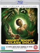 Short Night of Glass Dolls [Region B] [Blu-ray]