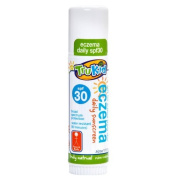 Trukid Eczema Daily Unscented SPF 30+ Face and Body Stick, White, .1830ml