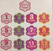 1st Year Photo Stickers- Girls