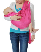 Zicac Child Carrier Slings Adjustable Baby Water Ring Sling Baby Carrier Infant Wrap