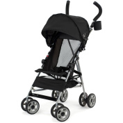 Kolcraft Cloud Umbrella Stroller, Black Keep your Child safe and Protected