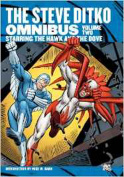 The Steve Ditko Omnibus Volume 2 - starring the Hawk and the Dove -New Hardcover