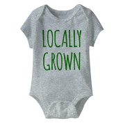 American Classics Locally Grown Infant Baby Snapsuit Romper