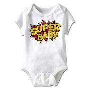 American Classics Super Infant Baby Snapsuit Romper