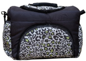 TP-29 Nappy bag PIA from Baby-Joy 3XL oversize Graphite LEO Nappy Changing Baby Carry-all Bag