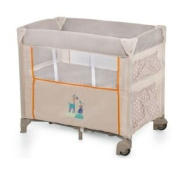 Hauck Dream'n Care Animals Travel Cot.