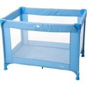 Red Kite Sleeptight Travel Cot - Blue.