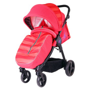 iSafe Sail Stroller (Red)