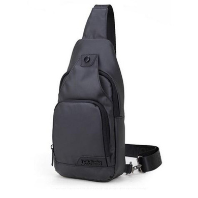 Arctic Hunter Men's Waterproof Crossbody bag 2016 Cycling Hiking Backpack black Shoulder Chest Bag Daypacks