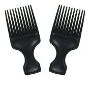 Afro Comb X2 For Thick Hair. Simple Styling, Untangle With Ease.