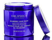 Obliphica Seaberry Hair Mask for Medium to Coarse Hair 500ml by Obliphica